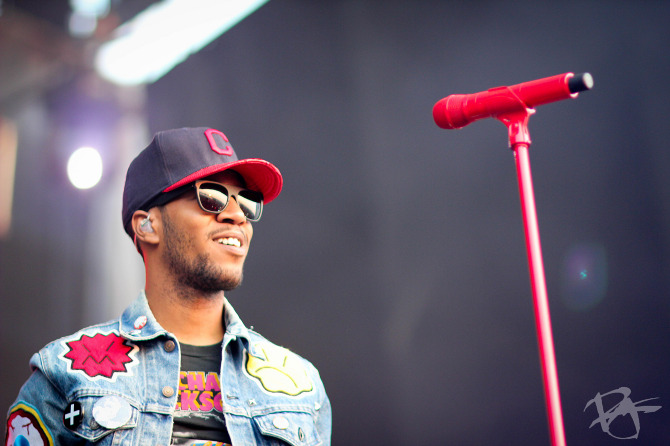 Kid Cudi at Williamsburg Waterfront