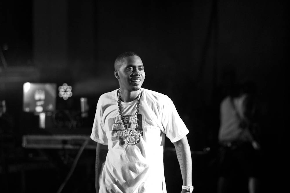 All-Access with NAS at Rock The Bells
