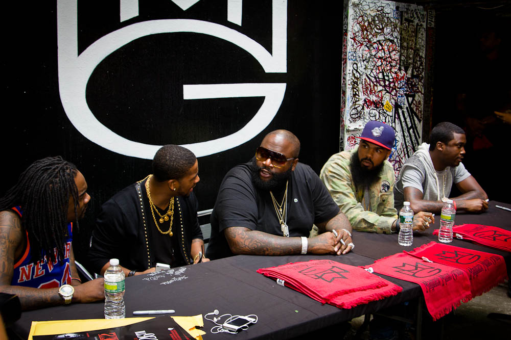 Maybach Music Group | Live at ALIFE