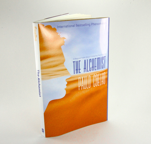 The Alchemist | Book redesign