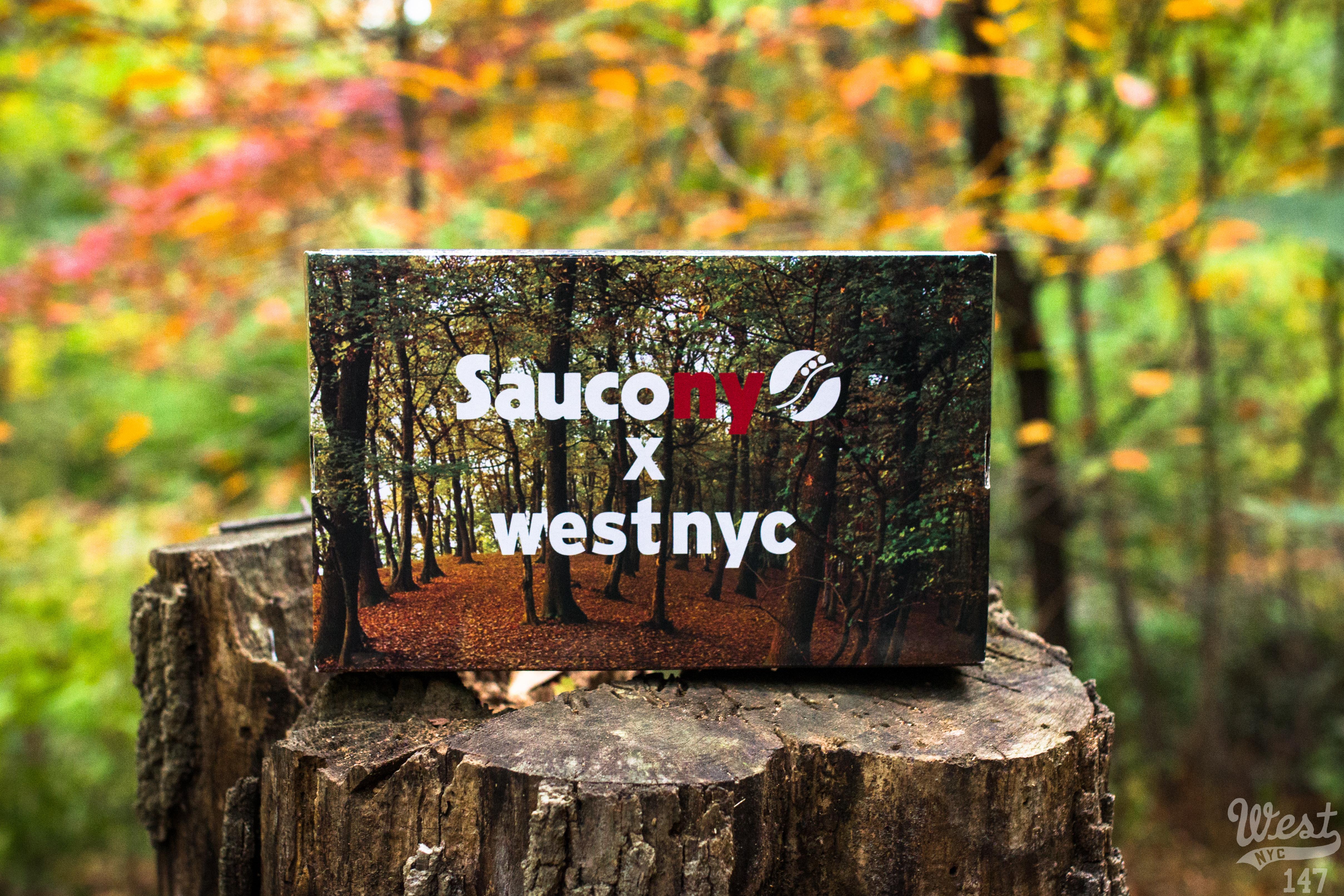 WEST NYC | Saucony Shadow 5000