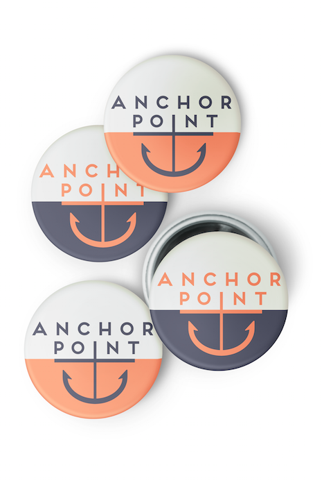 Anchor Point Branding Concept
