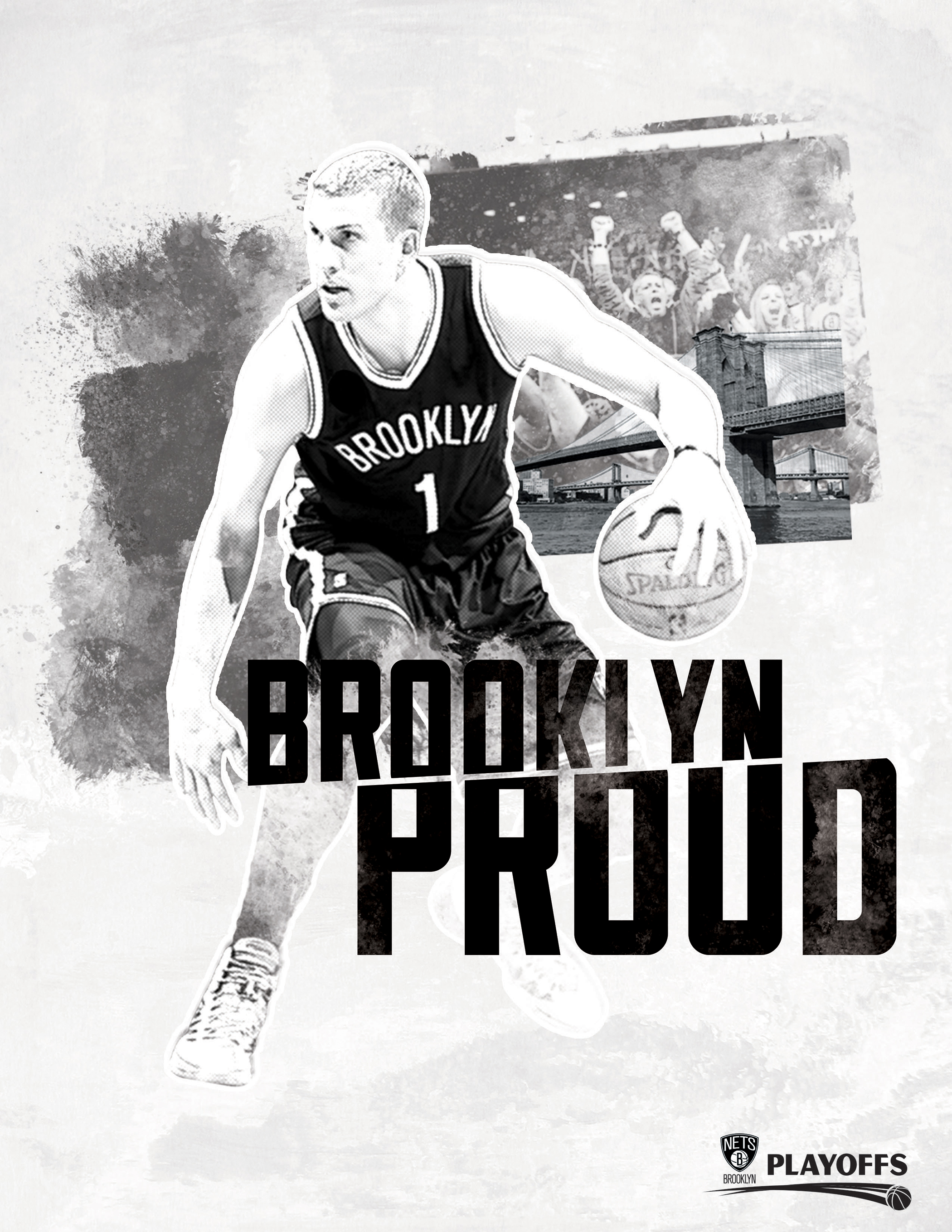 2014-15 Brooklyn Nets Playoff Creative Concepts